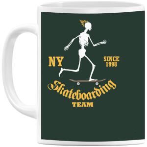 Skateboarding Team Mug