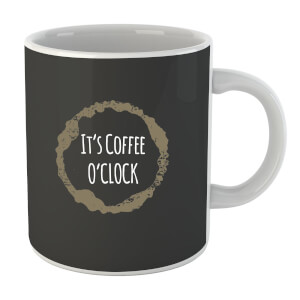 It's Coffee O'Clock Mug
