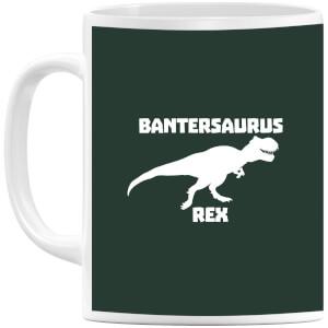 Bantersaurus Rex (white) Mug