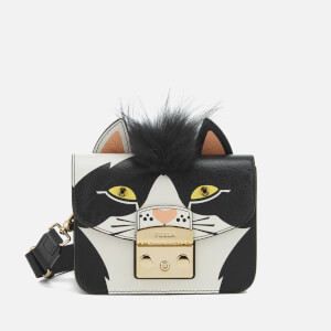 Furla Women's Metropolis Jungle Mini Cross Body Bag - Tony Onyx