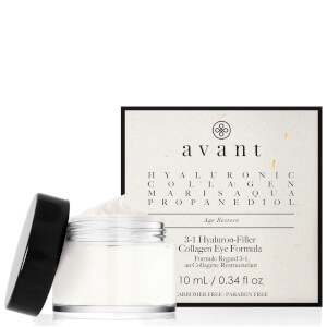 Avant Skincare 3-1 Hyaluron-Filler Collagen Eye Formula 10 ml