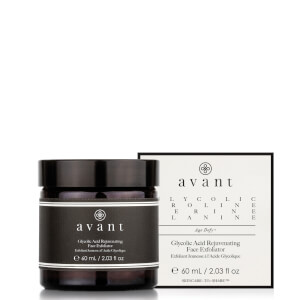 Avant Skincare Glycolic Acid Rejuvenating Face Exfoliator 60ml