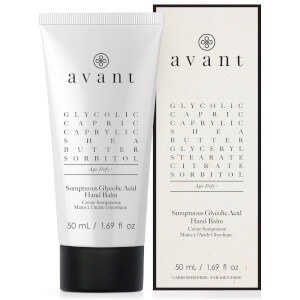 Avant Skincare balsamo mani all'acido glicolico 50 ml