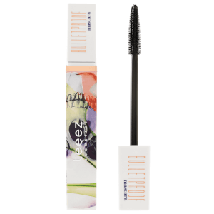 Подкручивающая тушь Teeez Cosmetics Bulletproof Curling Mascara - Jet Black