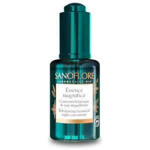 Sanoflore Essence Magnifica olio botanico notte riequilibrante 30 ml