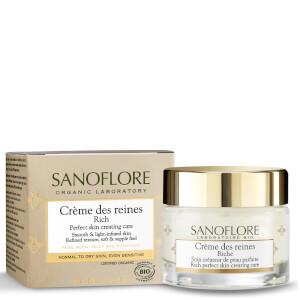 Sanoflore Crème Des Reines Rich Skin-Perfecting Moisturiser 50ml