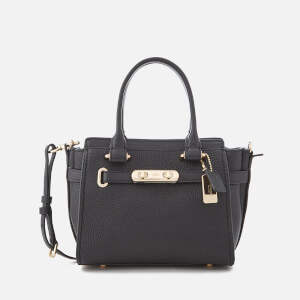 Coach Women's Swagger 21 Bag - Black