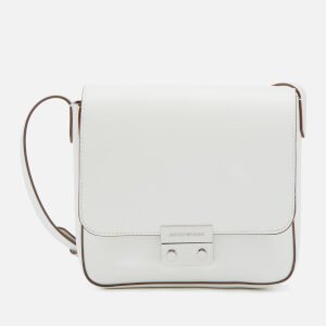Emporio Armani Women's Sling Bag - White