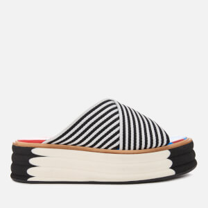 PS Paul Smith Women's Debra Flatform Mules - Black