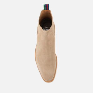 PS by Paul Smith Men's Andy Suede Chelsea Boots - Taupe: Image 3