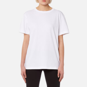 Helmut Lang Women's Ring Detail T-Shirt - White