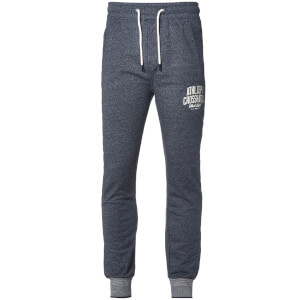 Crosshatch Men's Truman Sweatpants - Mood Indigo Marl