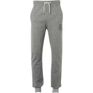 Crosshatch Men's Truman Sweatpants - Grey Marl