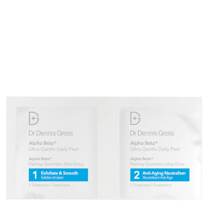 Dr Dennis Gross Alpha Beta Ultra Gentle Peel (Free Gift)