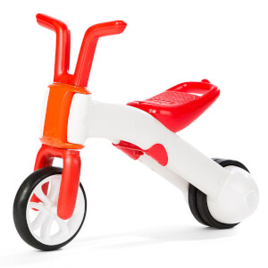 Chillafish Bunzi Gradual Balance Bike - Red