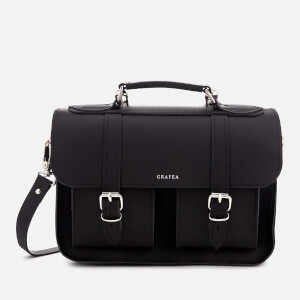 Grafea Women's Morgan Satchel - Black