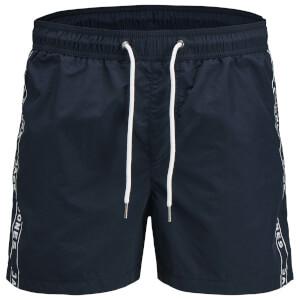 Jack & Jones Men's Originals Jack 467 Logo Swimshorts - Navy Blazer
