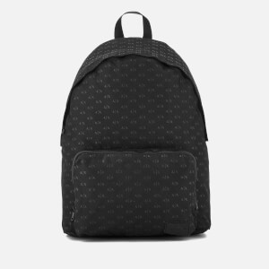 Armani Exchange Men's Backpack - Nero