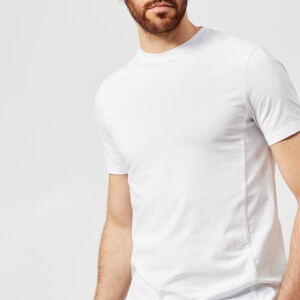 Armani Exchange Men's Basic T-Shirt - White