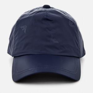 Emporio Armani Men's Baseball Cap - Blu Navy