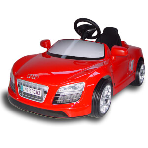 Audi R8 Spyder 12V Electric Car - Red