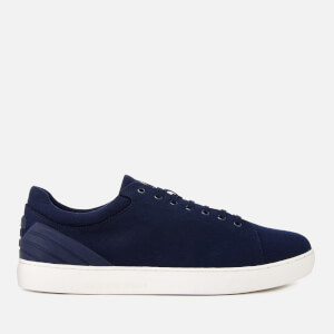 Emporio Armani Men's Trainers - Navy