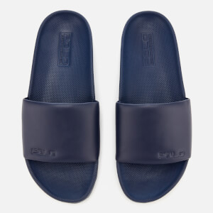 Polo Ralph Lauren Men's Cayson Slide Sandals - Newport Navy