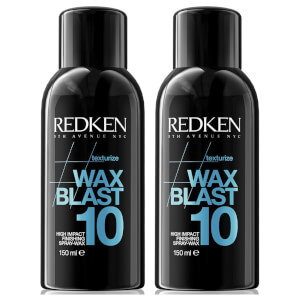 Redken Wax Blast 10 Duo (2 x 150 ml)