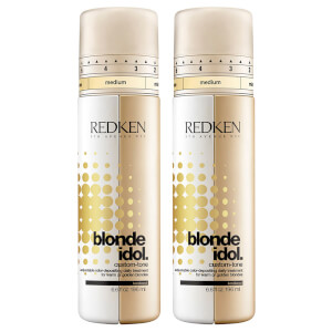 Redken Blonde Idol Custom-Tone Gold Conditioner Duo (2 x 196ml)