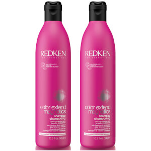 Redken Color Extend Magnetics Shampoo Duo (2 x 500ml)