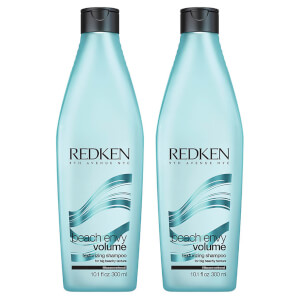 Redken Beach Envy Volume Texturizing Conditioner Duo (2 x 250 ml)