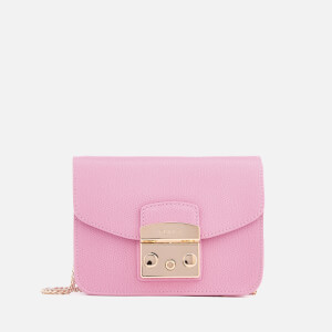 Furla Women's Metropolis Mini Cross Body Bag - Lilac