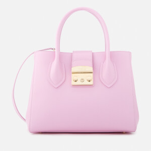 Furla Women's Metropolis Small Tote Bag - Lilac