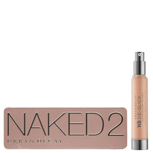 Urban Decay Naked 2 Palette and Primer Bundle