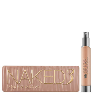 Urban Decay Naked 3 Palette and Primer Bundle
