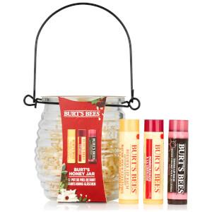 Burt's Bees Honey Jar Gift Set