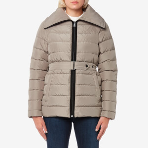 Belstaff Women's Herringham Down Coat - Warm Beige