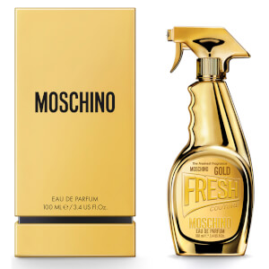 Moschino Gold Fresh Couture EDT 100ml Vapo