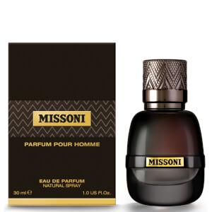 Eau de Parfum Pour Homme de Missoni 30 ml Vaporizador