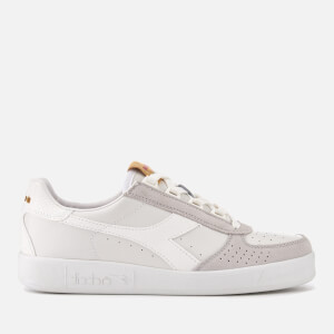 Diadora Men's B.Elite Pack Trainers - White