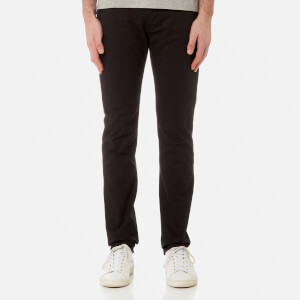 Emporio Armani Men's J06 5 Pocket Slim Jeans - Nero