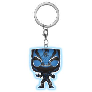 Black Panther Erik Killmonger Pop! Keychain