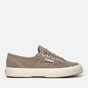 Superga Women's 2750 Perfsuew Trainers - Sand