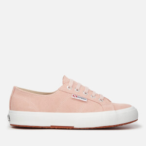 Superga Women's 2750 Sueu Trainers - Pink Skin