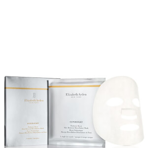 Elizabeth Arden Superstart Probiotic Boost Skin Renewal maschera in cellulosa biologica (4 maschere)