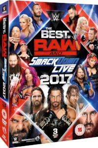 WWE: The Best Of Raw & Smackdown 2017
