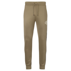 Crosshatch Men's Montana Tricot Sweatpants - Timber Wolf
