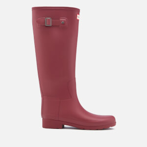 Hunter Women's Original Refined Wellies - Damson