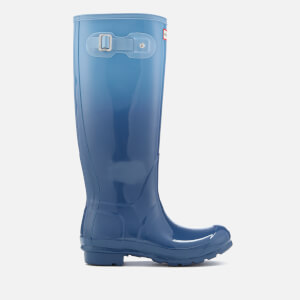 Hunter Women's Original Tall Colour Haze Wellies - Blue