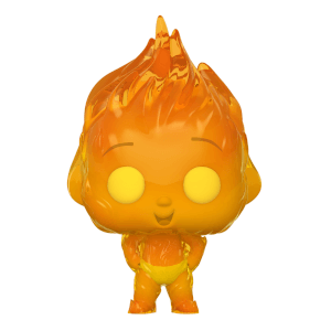 Disney Incredibles 2 Fire Jack-Jack EXC Pop! Vinyl Figure